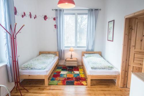 Zweibettzimmer (EG) mit TV